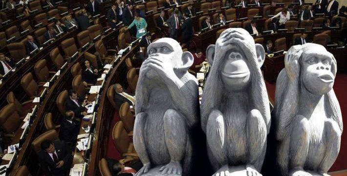 De micos, orangutanes y otros demonios en la reforma política