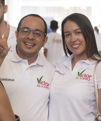 Victor Alvarez es Contigo Cartago