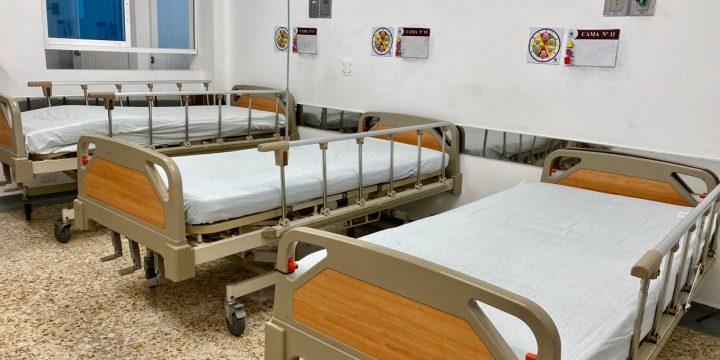 ADECUACIONES HOSPITALARIAS PARA ATENDER EL CORONAVIRUS