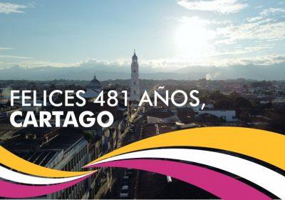 CARTAGO, 481 AÑOS